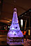 Finished Eifel Tower with light show